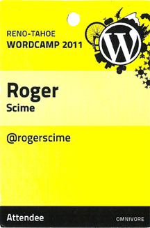 Roger Scime | ScribeSite.com | Words Music Pictures
