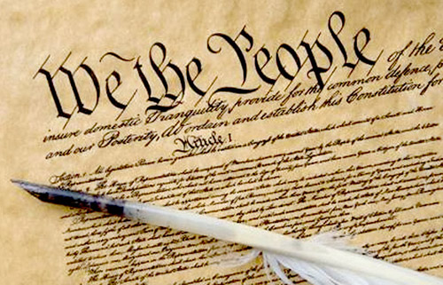 THE US CONSTITUTION